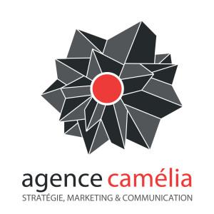 logo camelia blanc