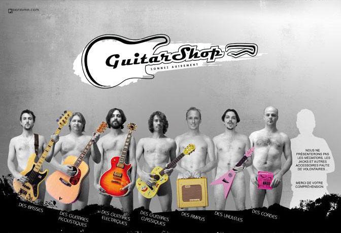 visuel guitarshop