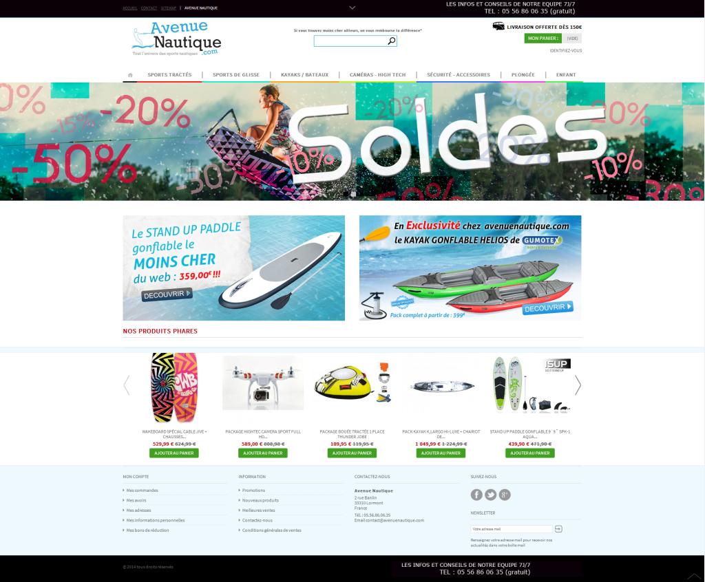 site-internet-avenue-nautique-com